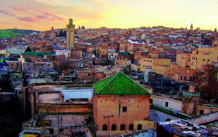 Imperial Cities Tour of Morocco from Casablanca