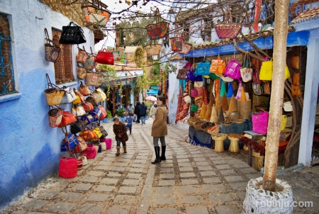 Chefchaouen Day Tour from Fez