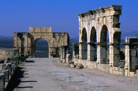 Meknes and Volubilis Day Tour from Fez