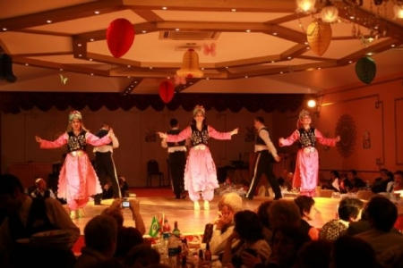 Turkish Dinner and Show in Istanbul